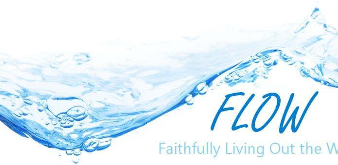 FLOW - Faithfully Living Out the Word