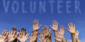 Volunteer for Worship Service