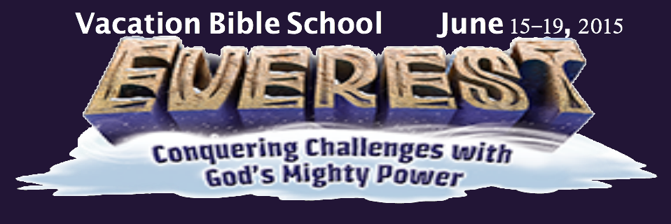 everest slide vbs 2015